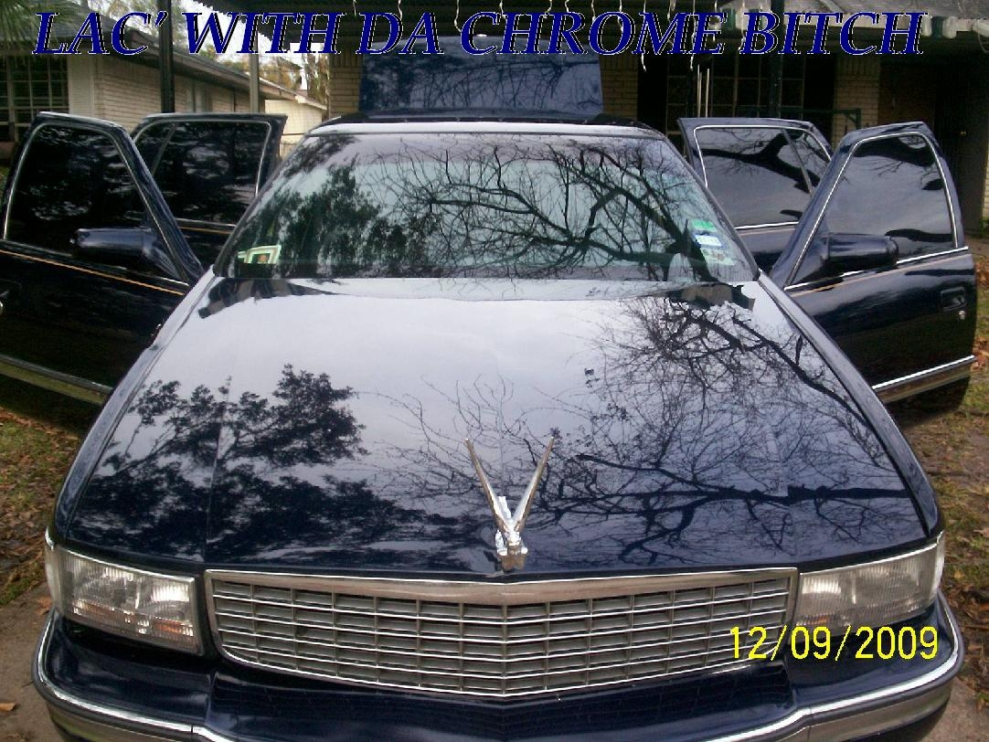 Another GIZMO_713 1995 Cadillac DeVille post... - 14127680