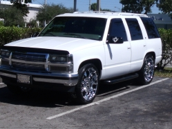 spullums 1999 GMC Yukon