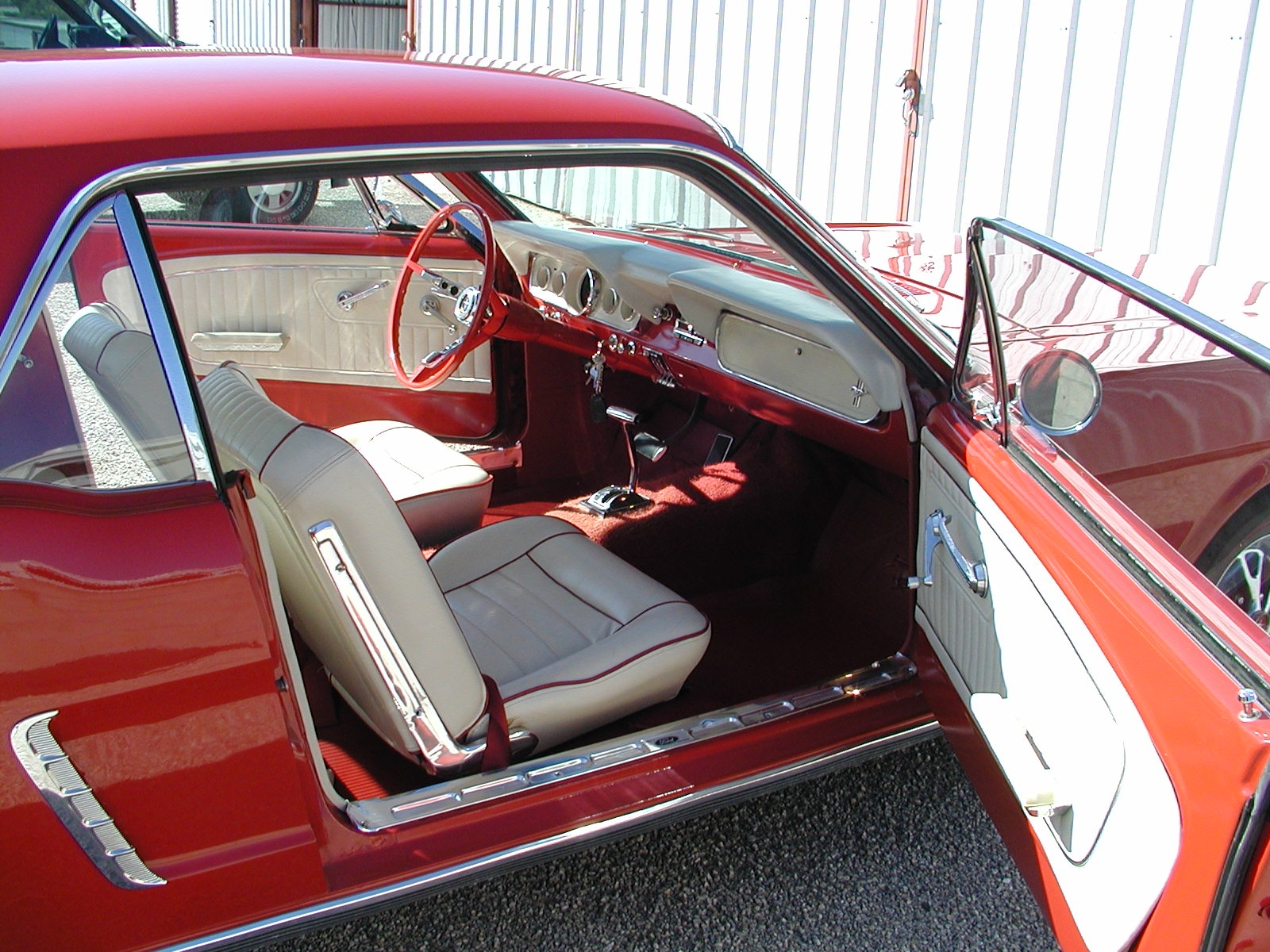 Another gb6620 1965 Ford Mustang post... - 14130096