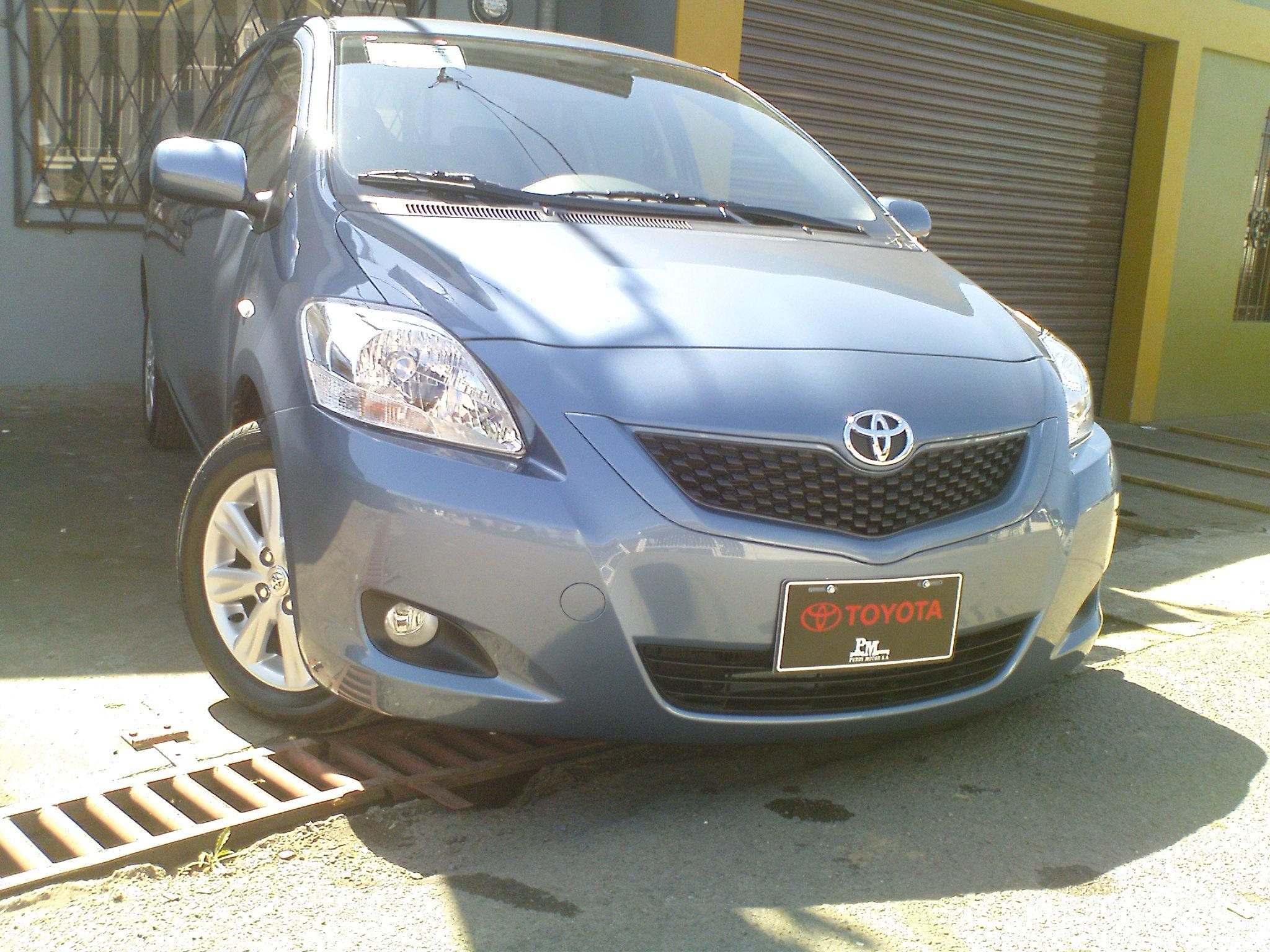 Another D6UILL3N 2010 Toyota Yaris post... - 14130148