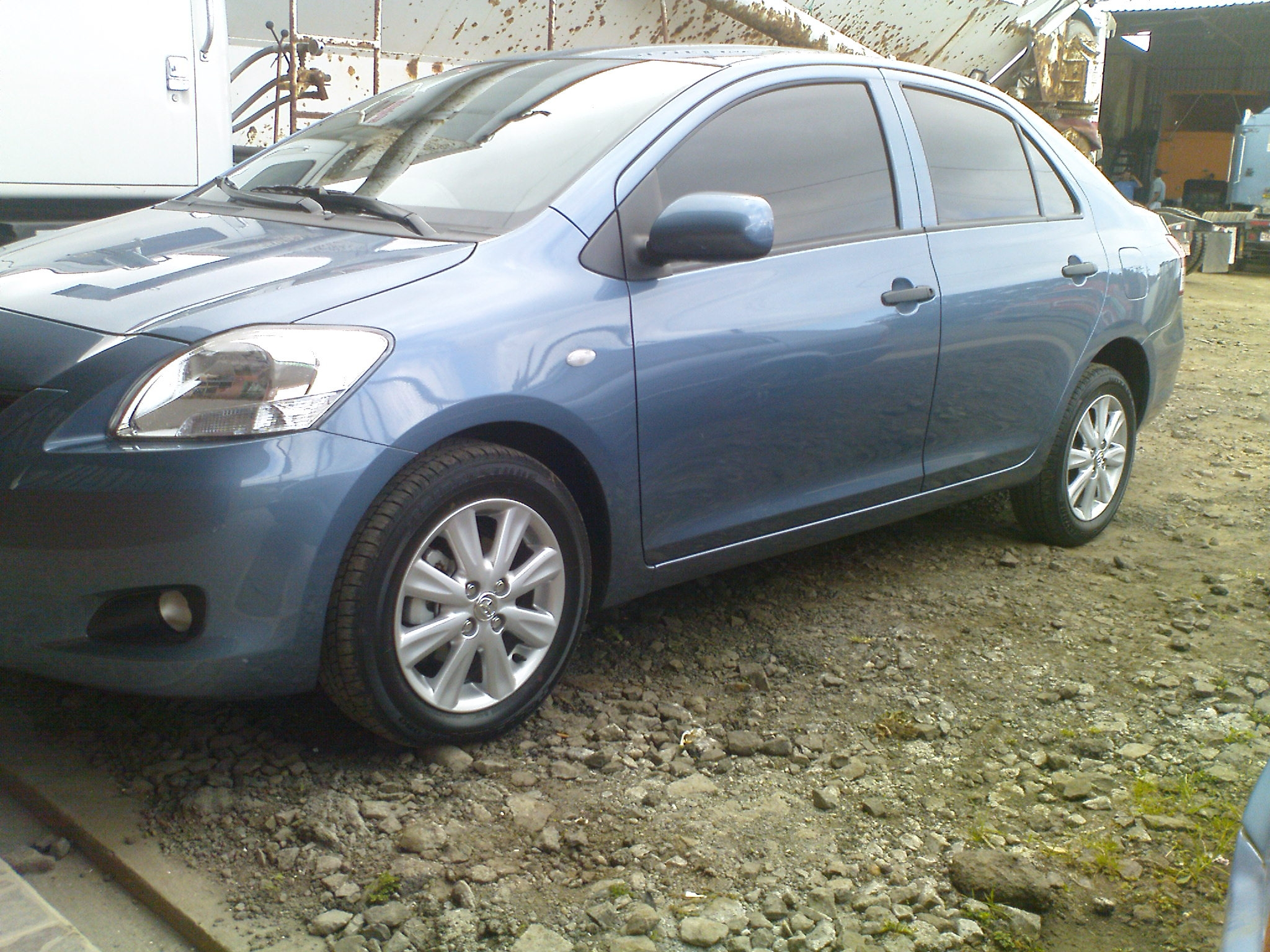 Another D6UILL3N 2010 Toyota Yaris post... - 14130158
