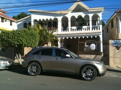 jael06s 2003 Infiniti FX