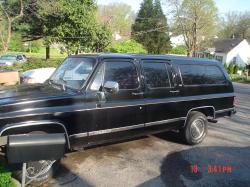 biggbass so8s 1991 Chevrolet Suburban 1500