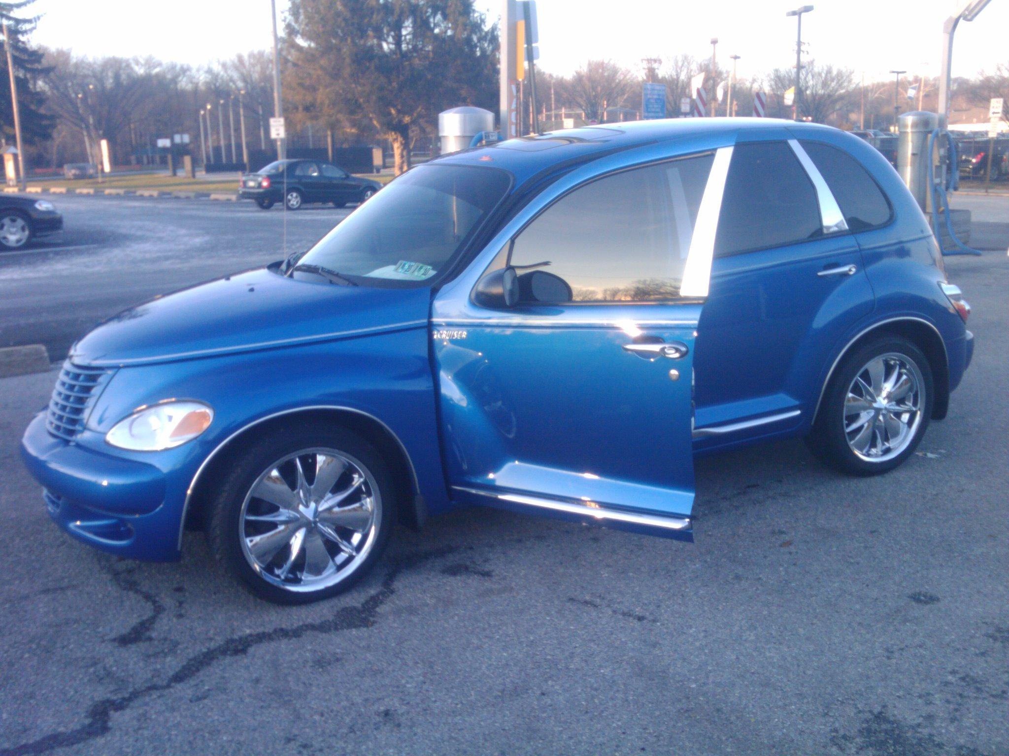 xxdatricandudexx 2003 chrysler pt cruiser specs  photos