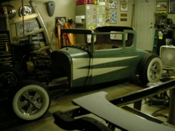 VonDudss 1928 Ford Model A