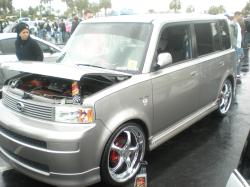 mykhias 2006 Scion xB