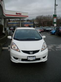 narrators 2009 Honda Fit