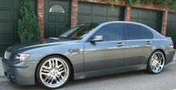 nevzets 2006 BMW 7 Series