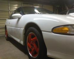 Heckman33hs 1992 Eagle Talon