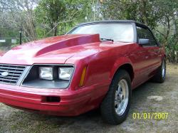 mobbres 1983 Ford Mustang