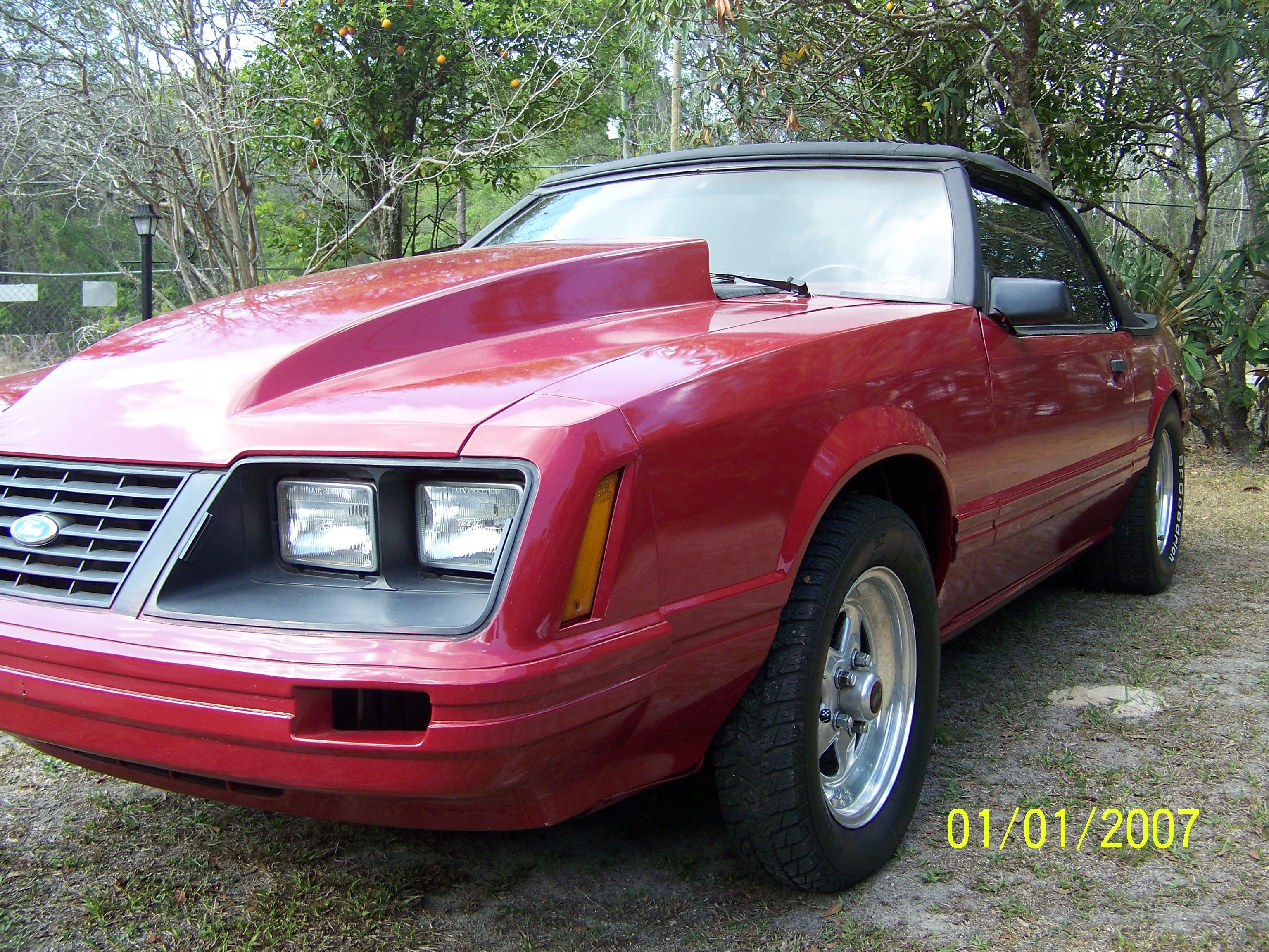 mobbre 1983 ford mustang specs photos modification info. Black Bedroom Furniture Sets. Home Design Ideas