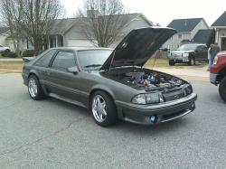 86blkmusts 1990 Ford Mustang