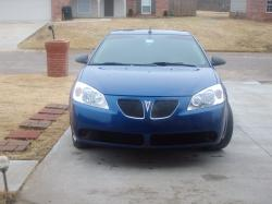 kickerfan93s 2006 Pontiac G6