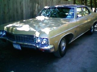 1970 Impala 4 Door http://www.cardomain.com/ride/3825942/1970-chevrolet-impala/