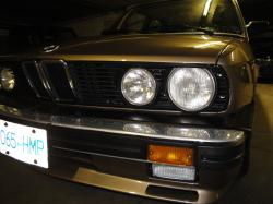Basketballsam_0s 1986 BMW 5 Series