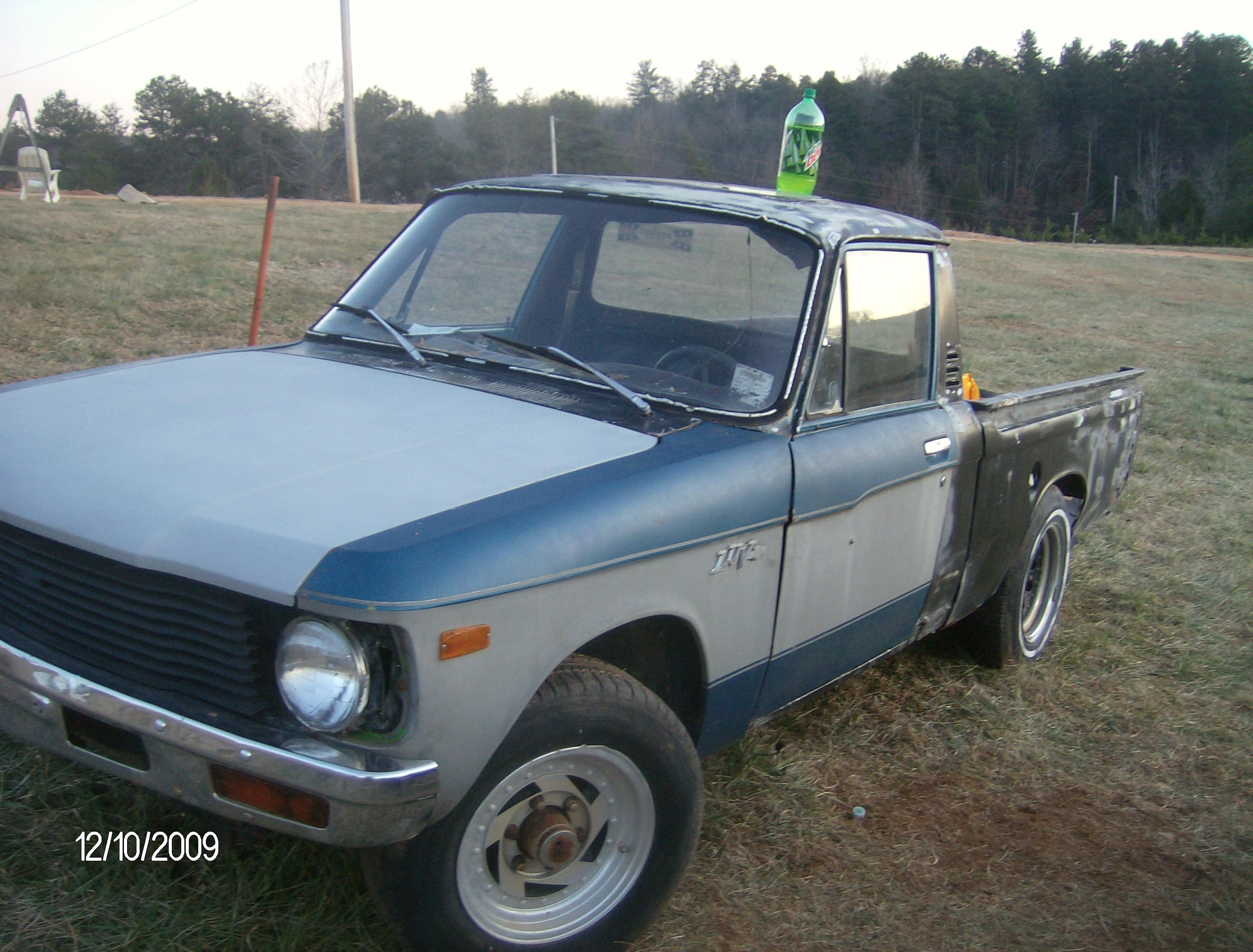 jpaul94's 1980 Chevrolet LUV Pick-Up