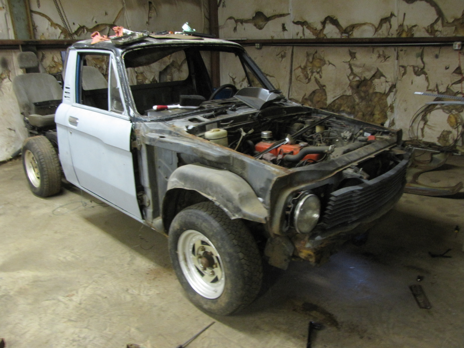 jpaul94 1980 Chevrolet LUV Pick-Up 14135106