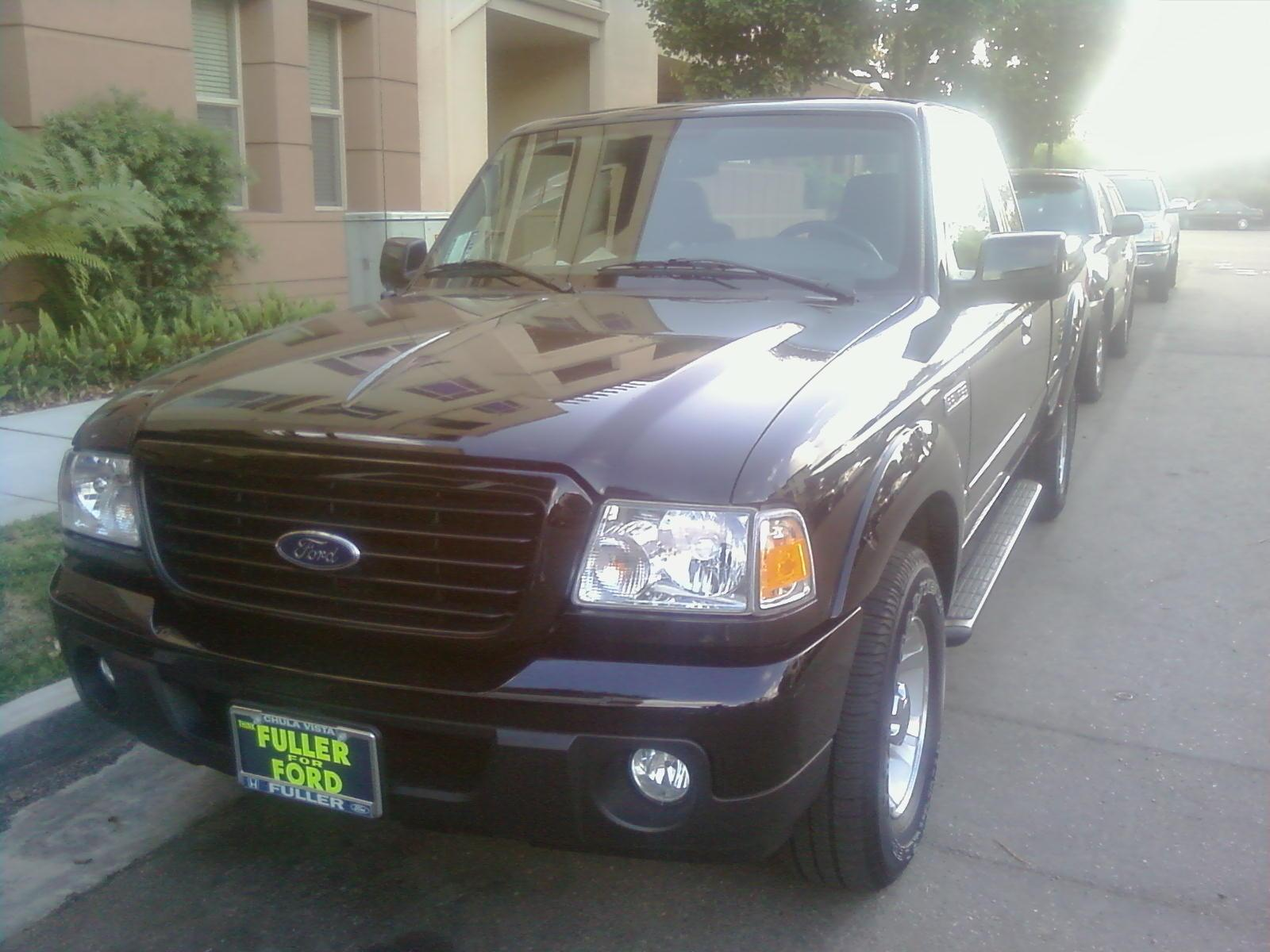 bradical95's 2008 Ford Ranger Regular Cab
