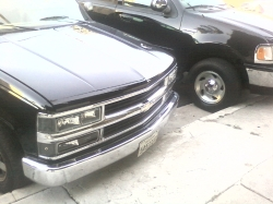 SPIDER818s 1994 Chevrolet Silverado 1500 Regular Cab