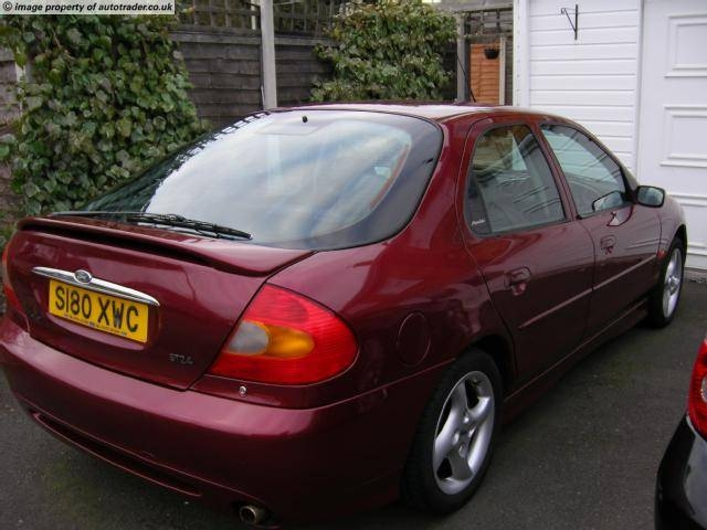 kyleriley69 1999 Ford Mondeo 14136361