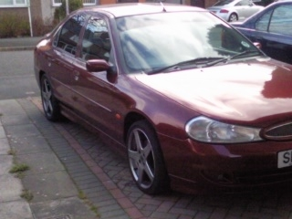 kyleriley69 1999 Ford Mondeo 14136363