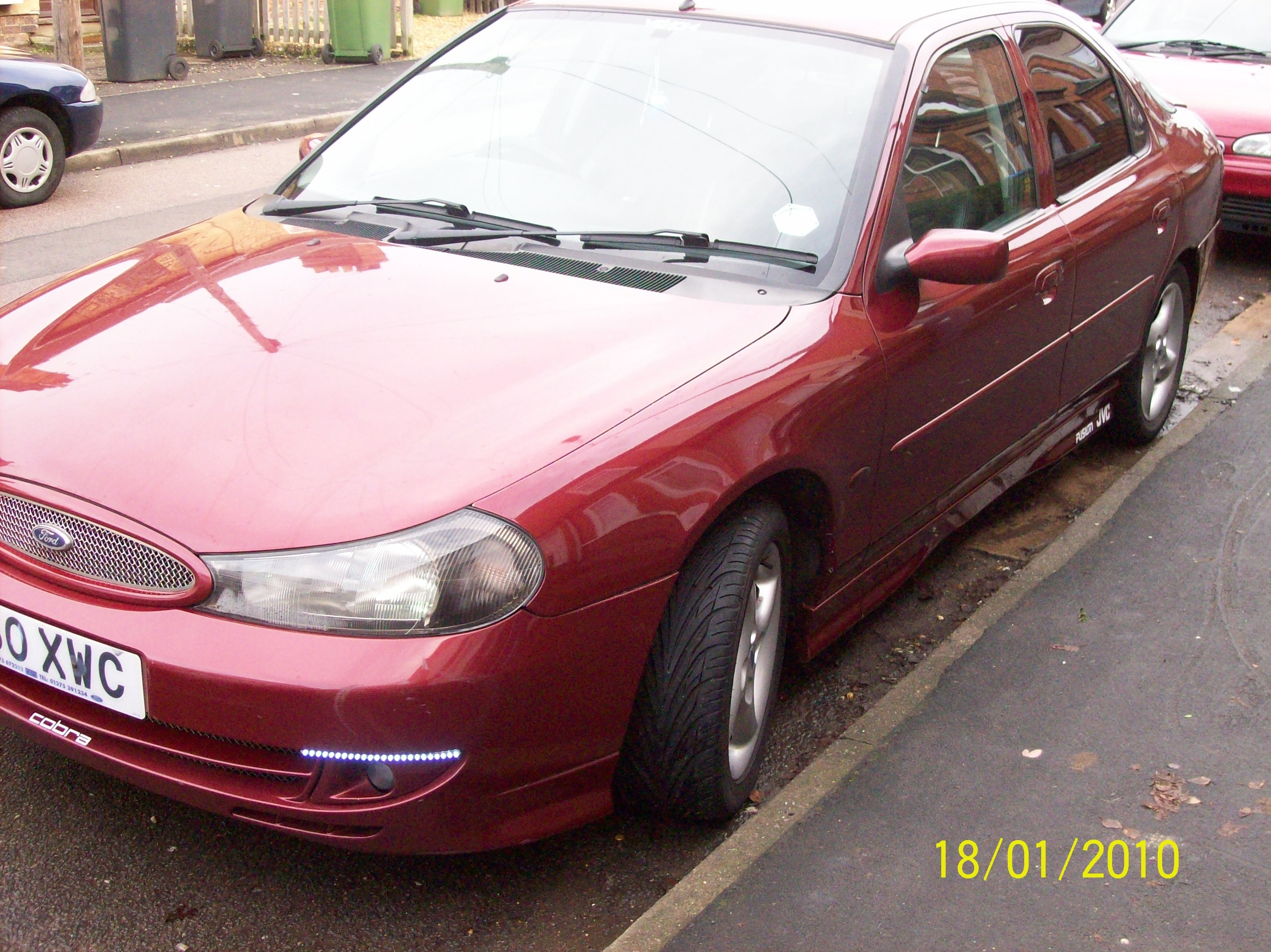 kyleriley69 1999 Ford Mondeo