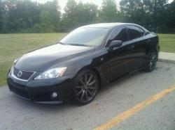 crockneyc12 2009 Lexus IS F