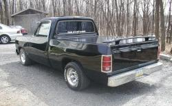8657Hemis 1986 Dodge D150 Regular Cab