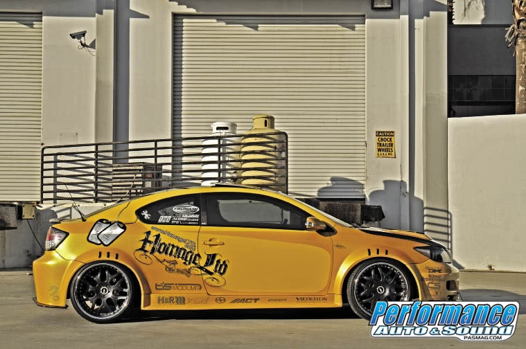 PASMAG 2005 Scion tC 14136722