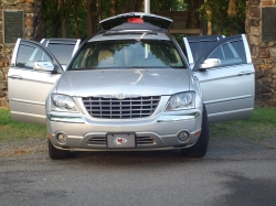 bossman 2005 Chrysler Pacifica