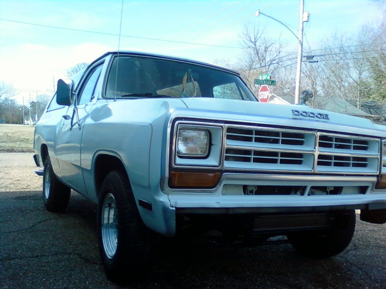 Dodge Ram With 22 Inch Rims >> Ramcharger1588 1985 Dodge Ramcharger Specs, Photos, Modification Info at CarDomain