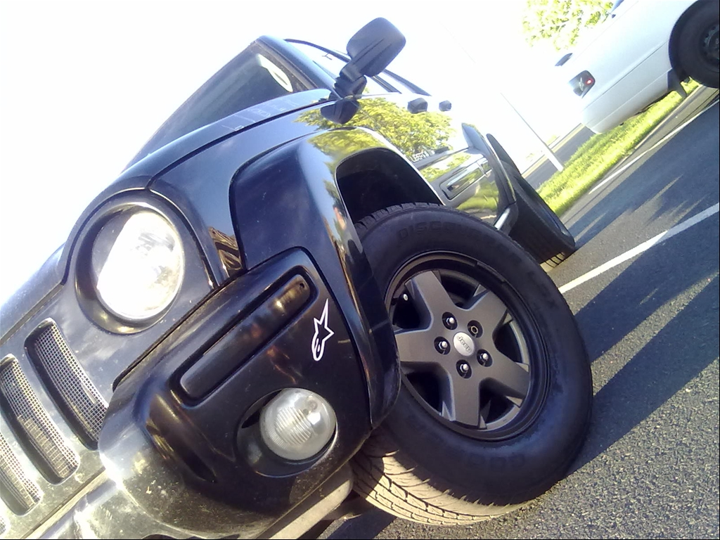 jeepatron's 2002 Jeep Liberty