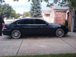 BigEd745s 2004 BMW 7 Series
