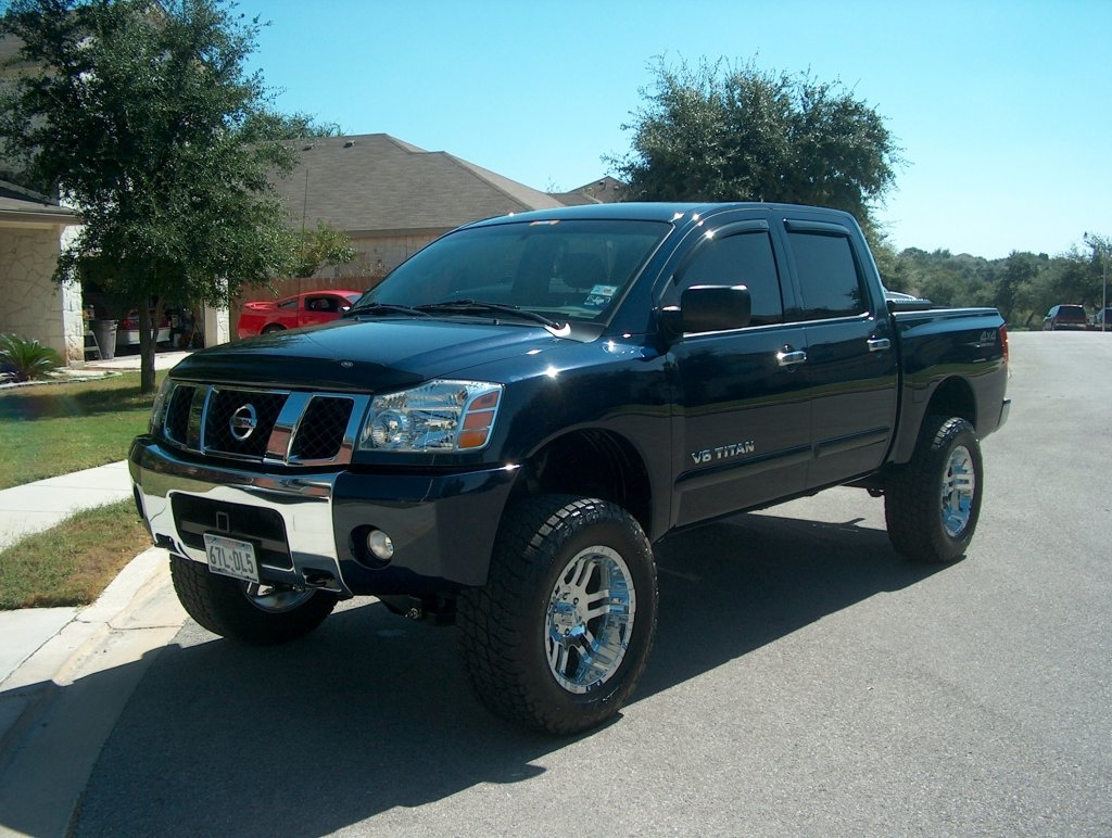 oscarram1 2007 nissan titan crew cab specs photos modification info at cardomain. Black Bedroom Furniture Sets. Home Design Ideas