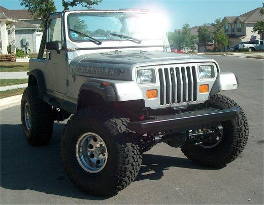 Oscarram1 1987 Jeep Yj Specs Photos Modification Info At