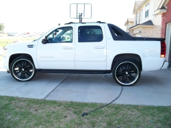 biggwill24s 2007 Chevrolet Avalanche