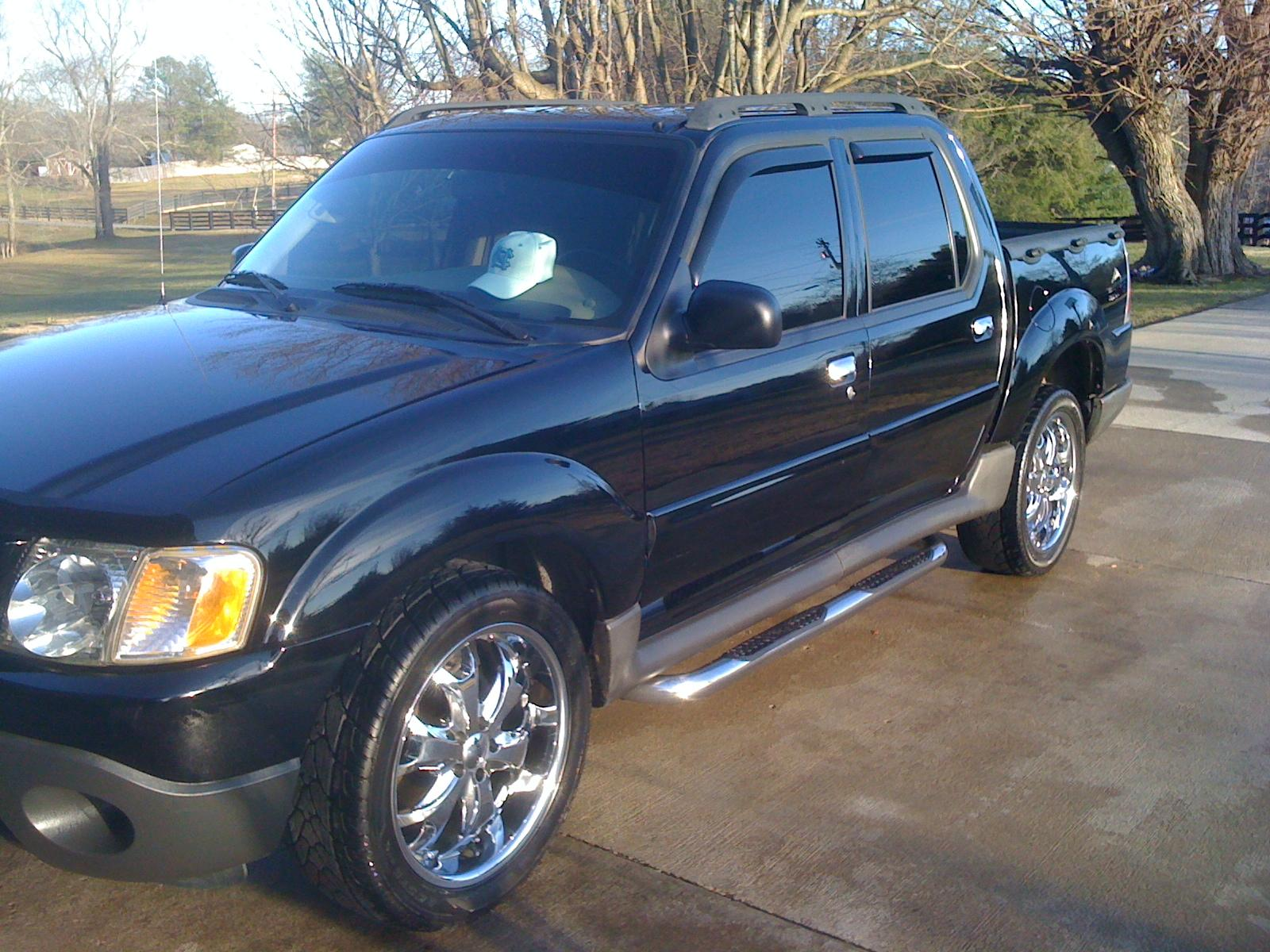 tylerh 32 2005 ford explorer sport trac specs photos modification info at cardomain. Black Bedroom Furniture Sets. Home Design Ideas