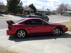 bmarkheims 1998 Ford Mustang
