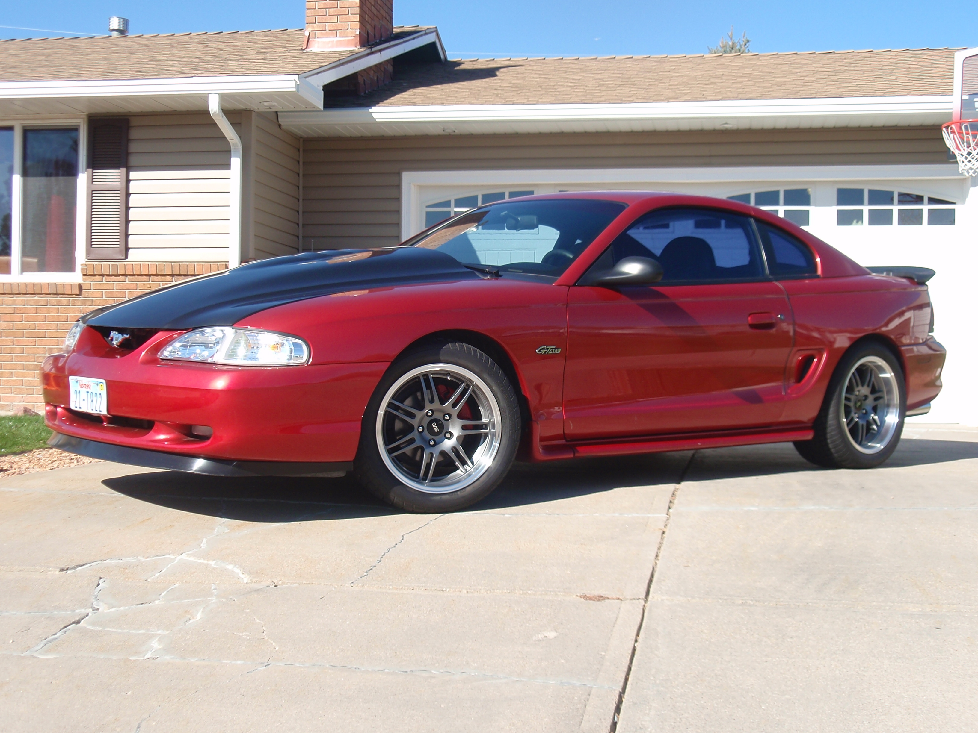 Another bmarkheim 1998 Ford Mustang post... - 14139010