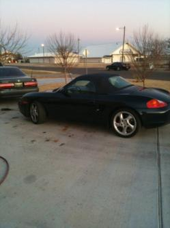 german_porsches 2000 Porsche Boxster