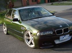 ALI2DAMAXXXs 1991 BMW 3 Series