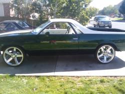Roxmooths 1984 Chevrolet El Camino