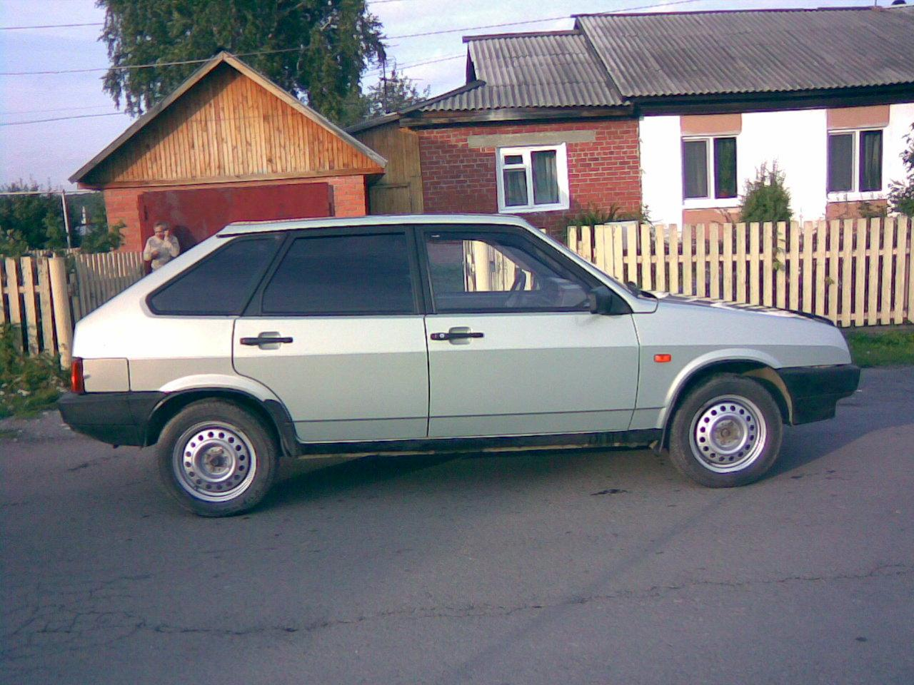 Another frukt 2001 Lada Samara post... - 14140483