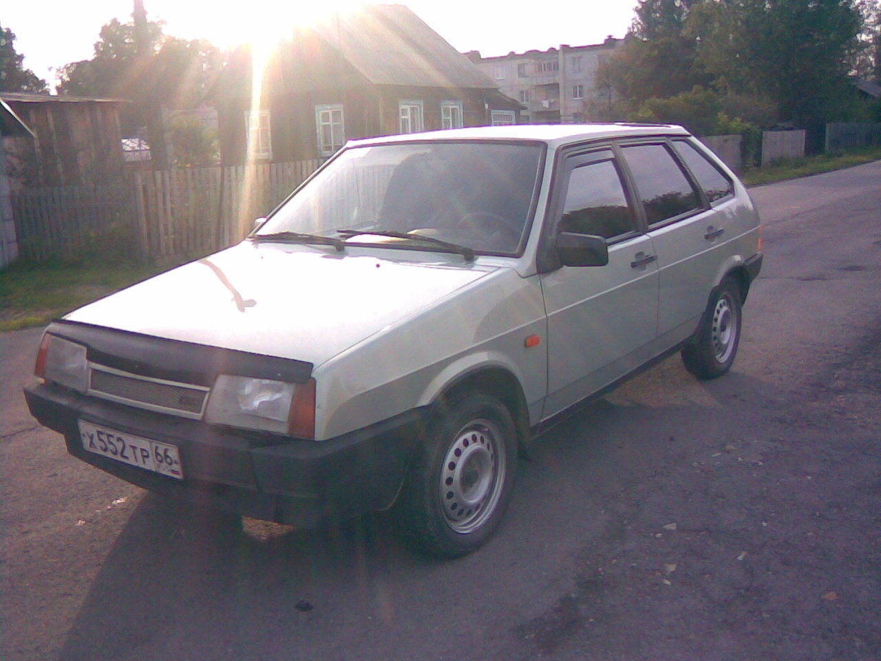 Another frukt 2001 Lada Samara post... - 14140486