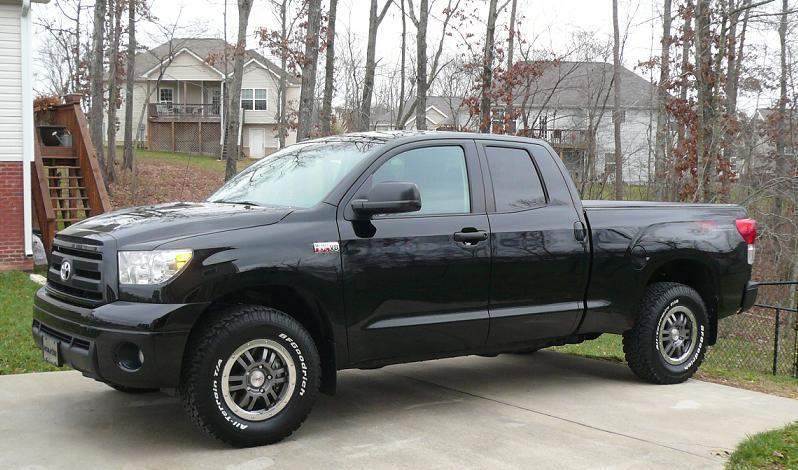 2014 Toyota Tundra Rock Warrior 96sleeper's 2010 toyota tundra