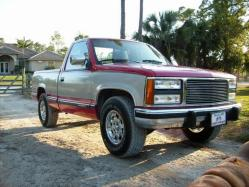 Loxconfederates 1993 GMC Sierra 1500 Regular Cab