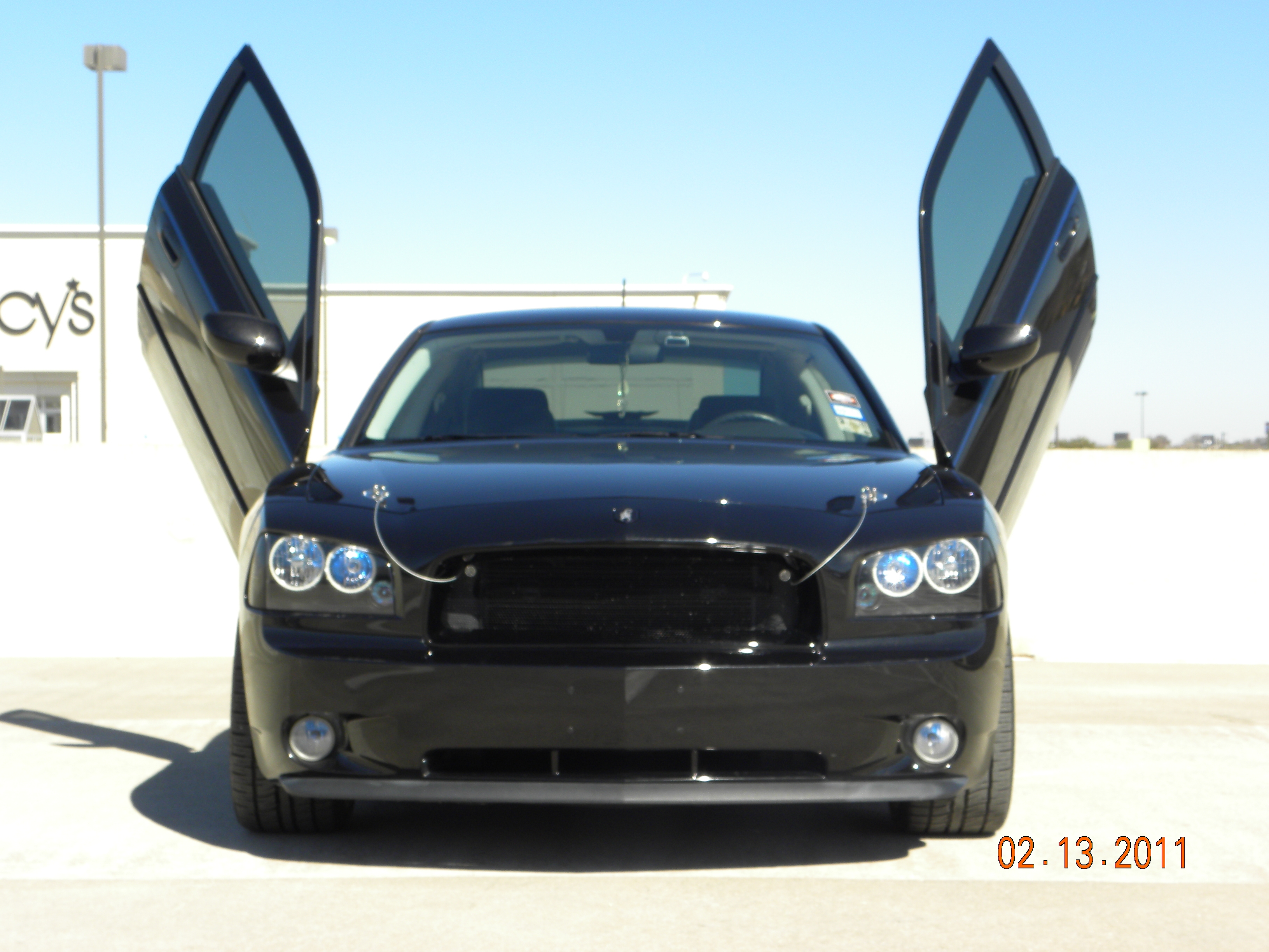 RevScorpion 2008 Dodge Charger 18841767