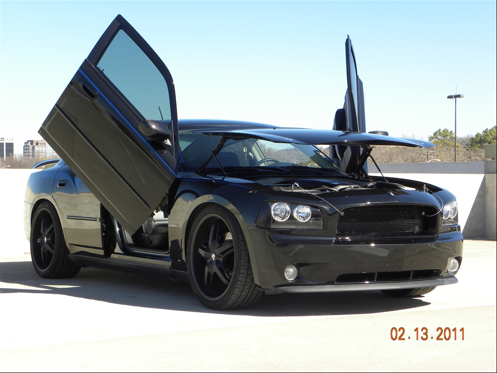 RevScorpion 2008 Dodge Charger