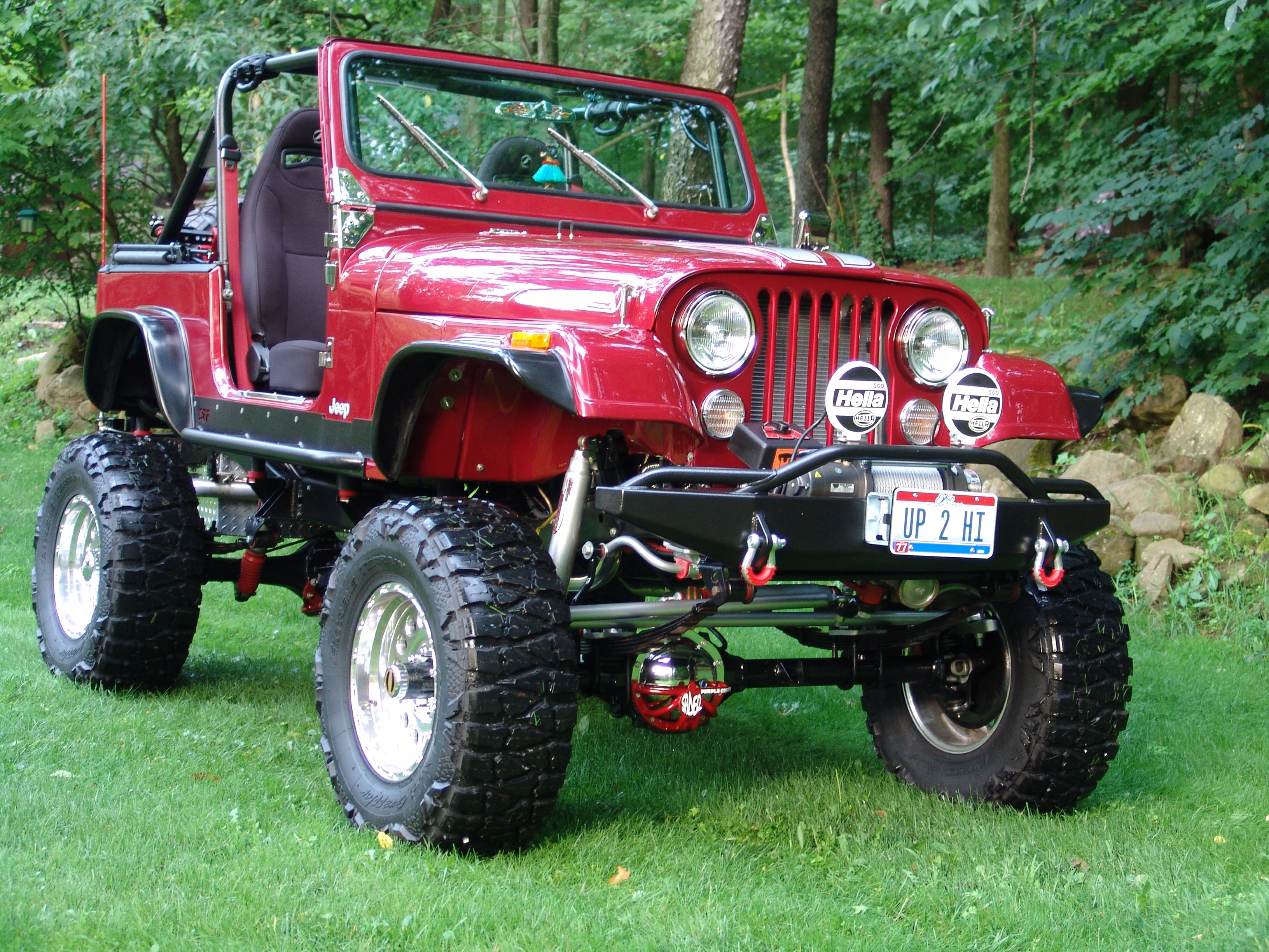 mvolk 1986 Jeep CJ7 18905983