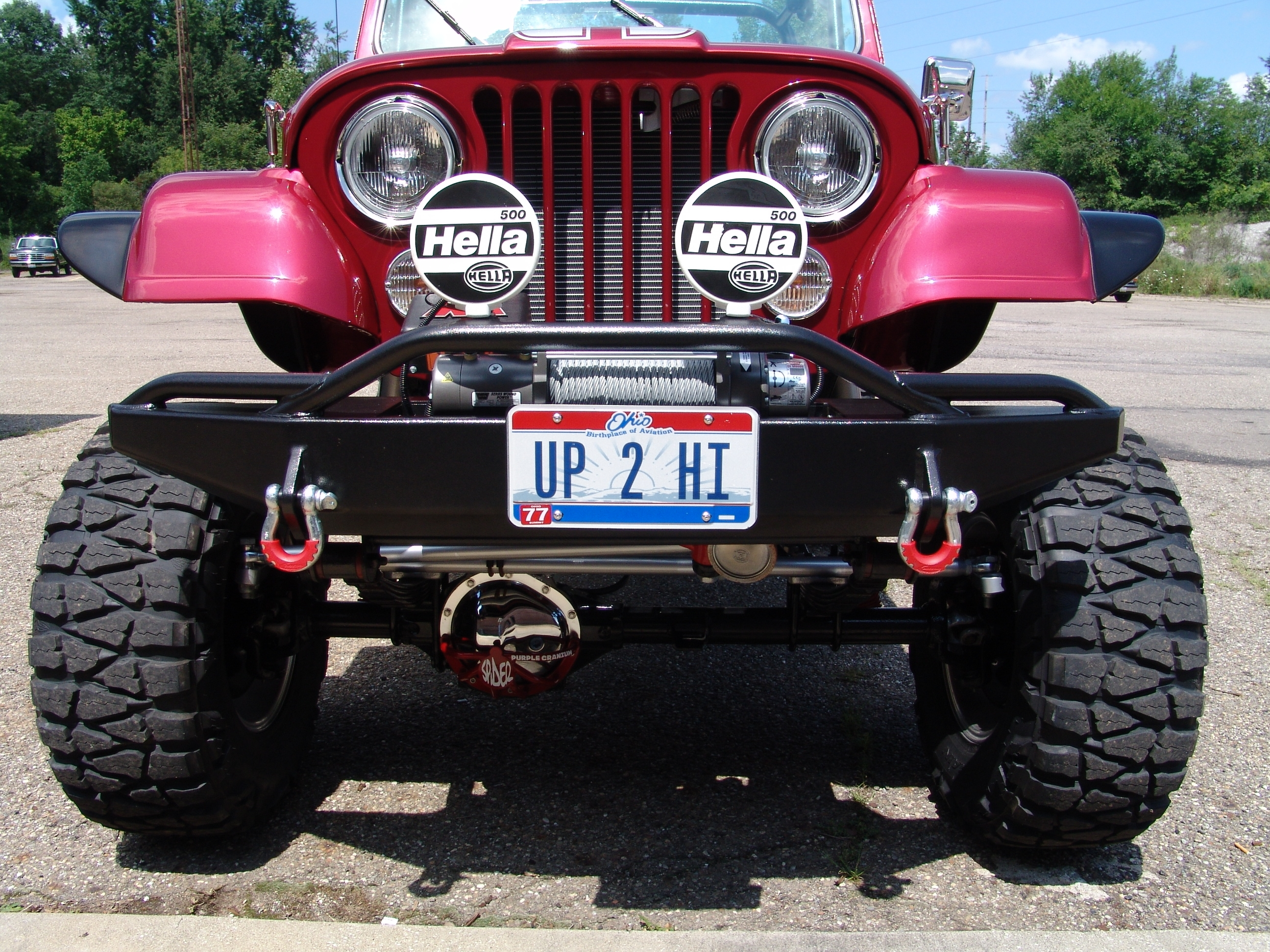 mvolk 1986 Jeep CJ7 18906496